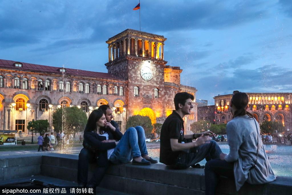 世界闻名古城之1 亚美尼亚埃里温