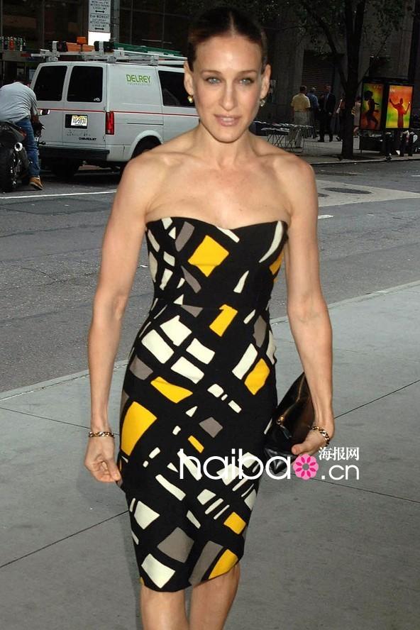 莎拉 帕克/2007年6月莎拉·杰西卡·帕克(Sarah Jessica Parker) 亮相电影《...