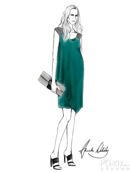 时装设计图素描手稿,婚纱设计图铅笔手稿,婚纱设计图手稿,时