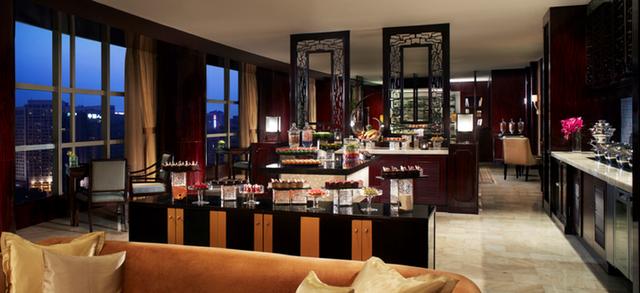 北京金融街丽思卡尔顿酒店与凯迪拉克CT6携手打造行政楼层套房尊尚体验