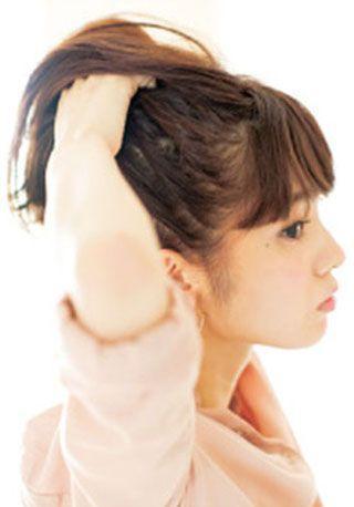 2款及肩发型扎法步骤,几分钟就能轻松上手哟!